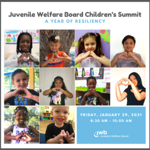 JWB Children's Summit - A Year of Resiliency