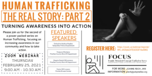 Human Trafficking, The Real Story Part 2: Turning Awareness into Action