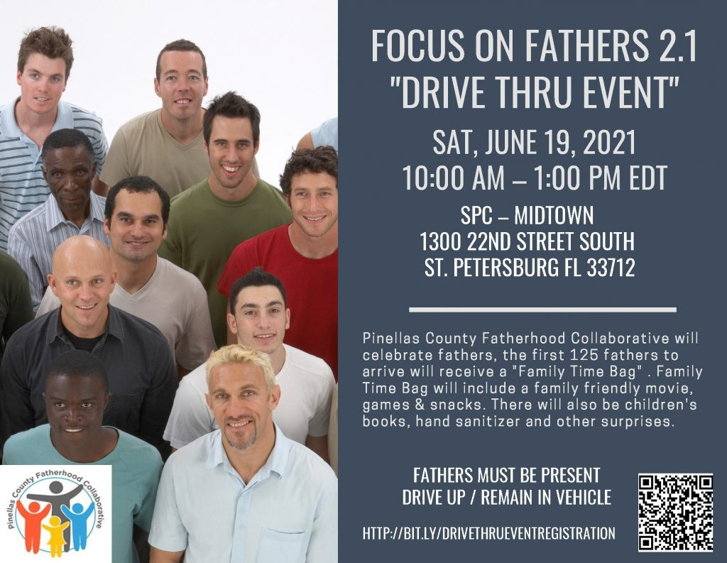 Focus on Fathers Drive-Thru Event