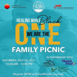 Healing While Black Summit